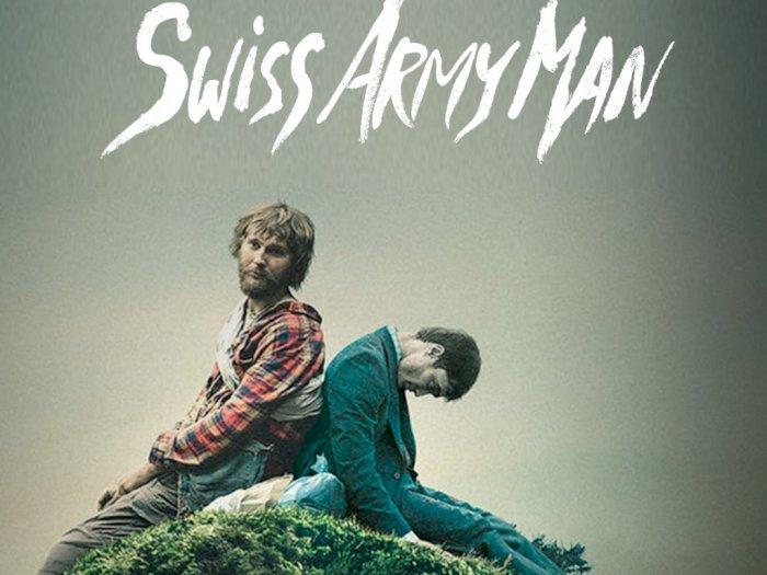 Sinopsis 'Swiss Army Man (2016)' -  Mencari Jalan Pulang Bersama 'Seorang Mayat'