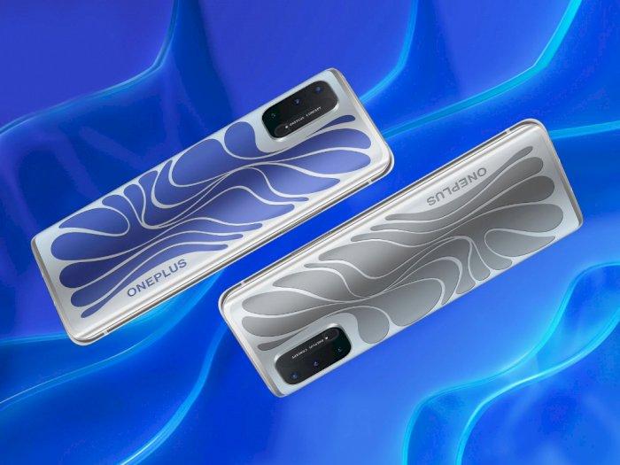 OnePlus Pamerkan Konsep Smartphone yang Dapat Berubah Warna!