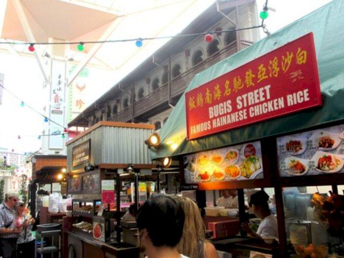 UNESCO Tetapkan Street Food Singapura Sebagai Warisan Budaya Dunia Takbenda