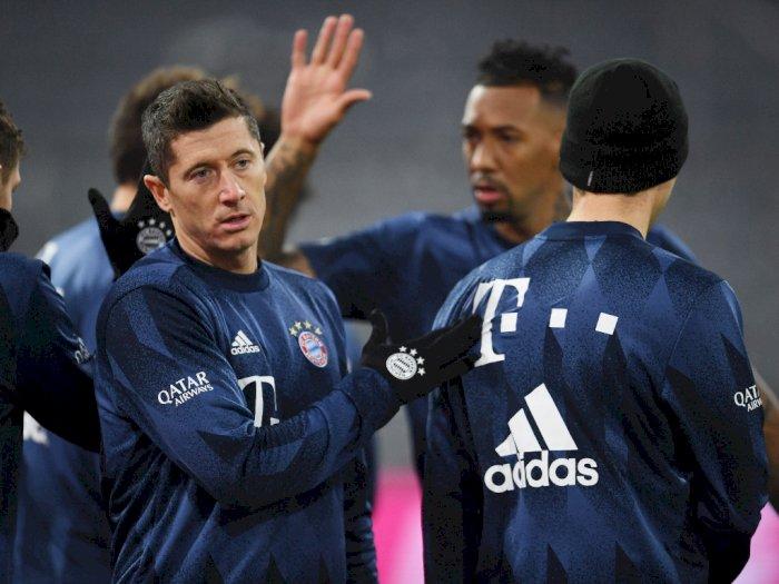 Lewandowski Akui Sempat Nyaris Gabung ke MU: Sudah Bicara dengan Sir Alex Ferguson, Tapi..