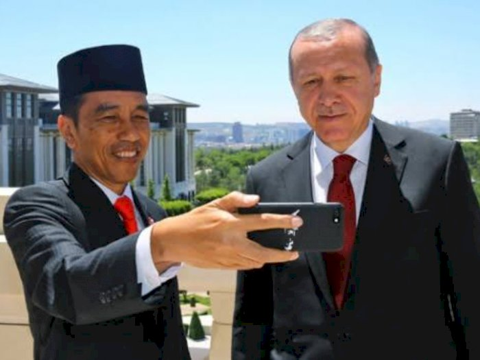 Kunjungi Indonesia, Presiden Erdogan akan Temui Jokowi