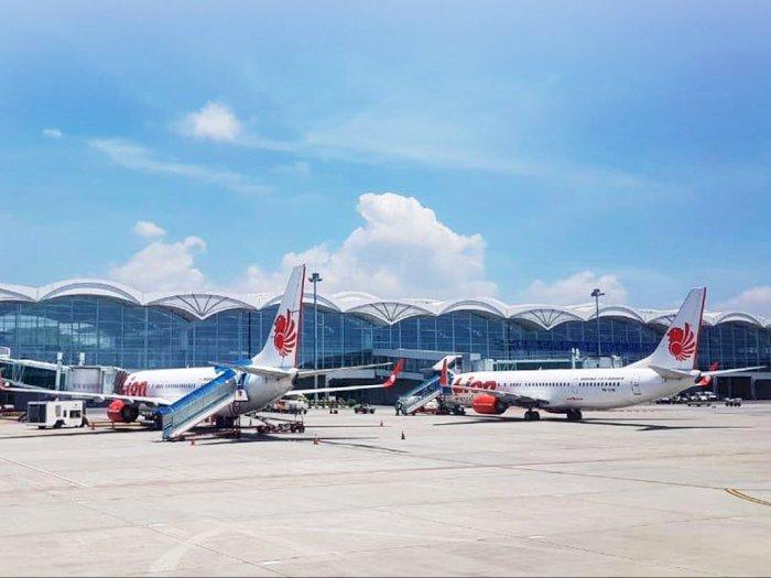 Mulai Bergerak Naik, Jumlah Penumpang Bandara Kualanamu Capai 13 Ribu Orang per Hari
