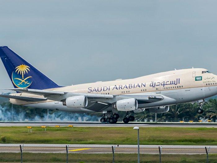 Gelombang Kedua Virus Corona, Arab Saudi Tangguhkan Penerbangan Internasional