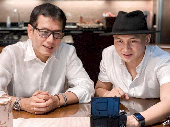 Wishnutama Tak Lagi Jadi Menteri, Anji: Selamat Datang Kembali di Industri Kreatif