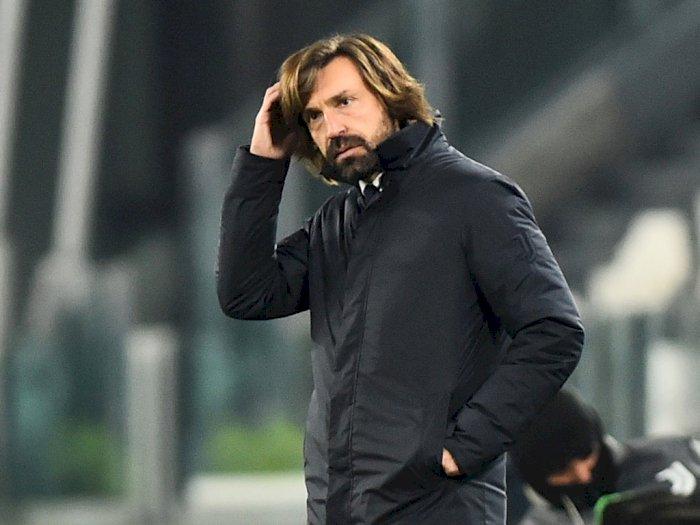 Kalah Telak dari Fiorentina, Pirlo Kecam Sikap Pemain Juventus: Tidak Fokus!