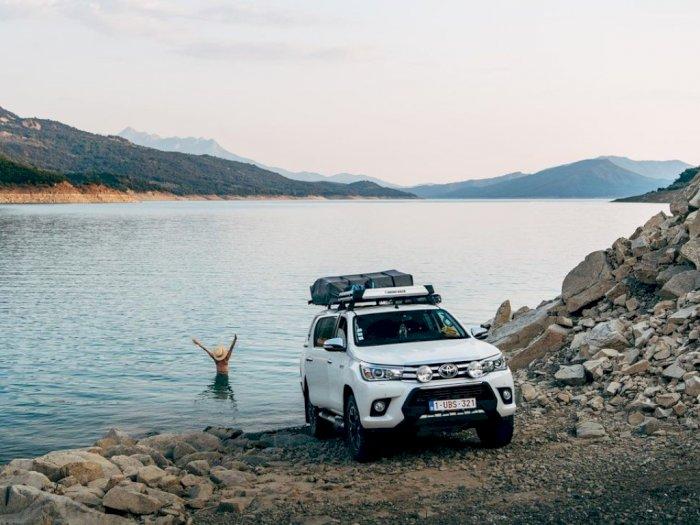 Karena Virus Baru di Inggris, Toyota Hentikan Produksi di Inggris dan Prancis