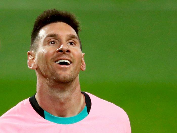 Koeman Yakin Messi Bahagia di Barcelona Usai Pecahkan Rekor Baru