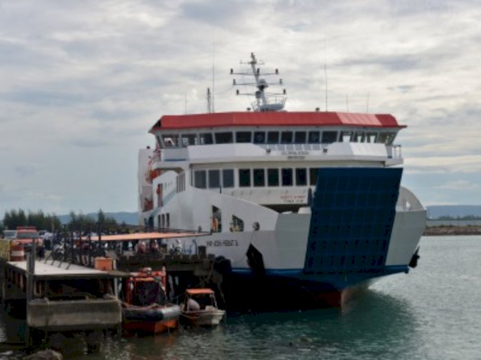 Masuki Libur Akhir Tahun, Penumpang Kapal ke Sabang Alami Lonjakan