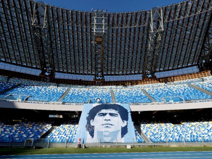 Jasad Maradona Akhirnya Diangkat lagi