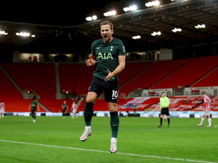 FOTO: Carabao Cup, Stoke City 1-3 Tottenham Hotspur