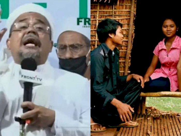 POPULER: Lahan Pesantren Habib Rizieq Shihab Disuruh Kosongkan, Tradisi Unik Suku Kreung