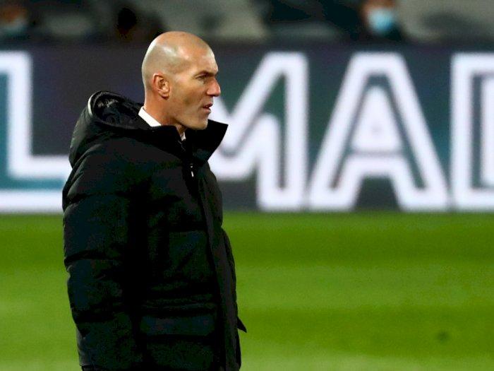 Madrid 2-0 Granada: Lanjutkan Tren Kemenangan, Zidane Ungkap Alasan Tak Mainkan Hazard