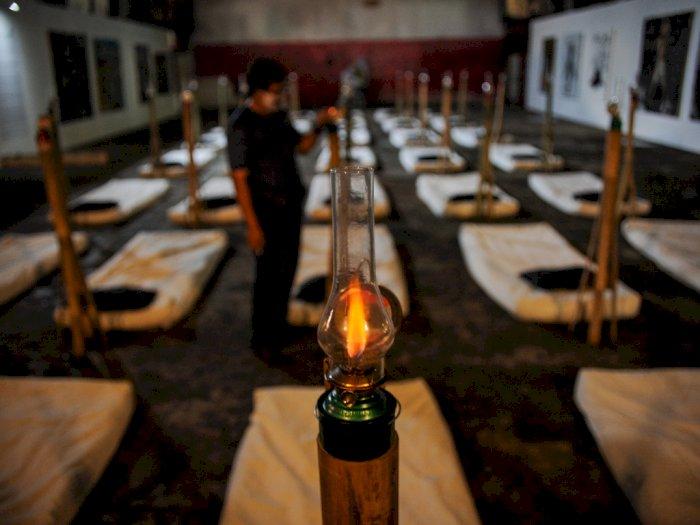 FOTO: Pameran Seni Dian Lentera Budaya