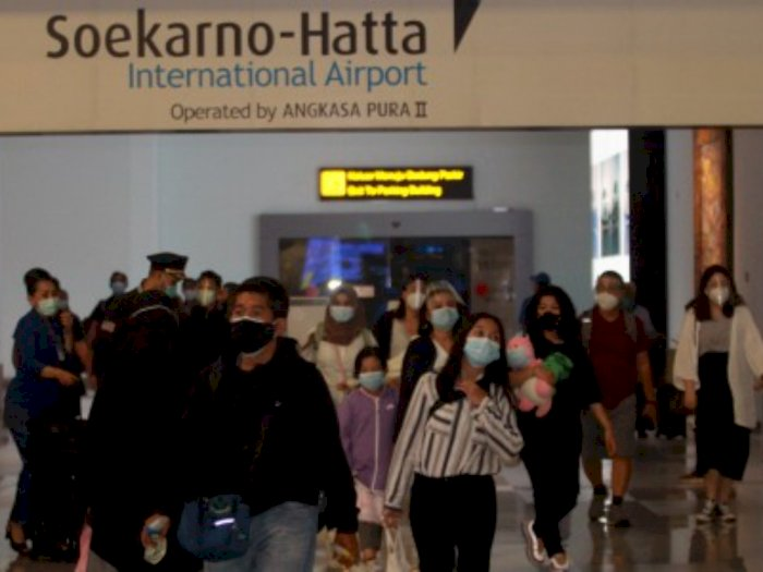 Periode Natal, Jumlah Penumpang di Bandara Angkasa Pura II Tercatat Naik 26 Persen