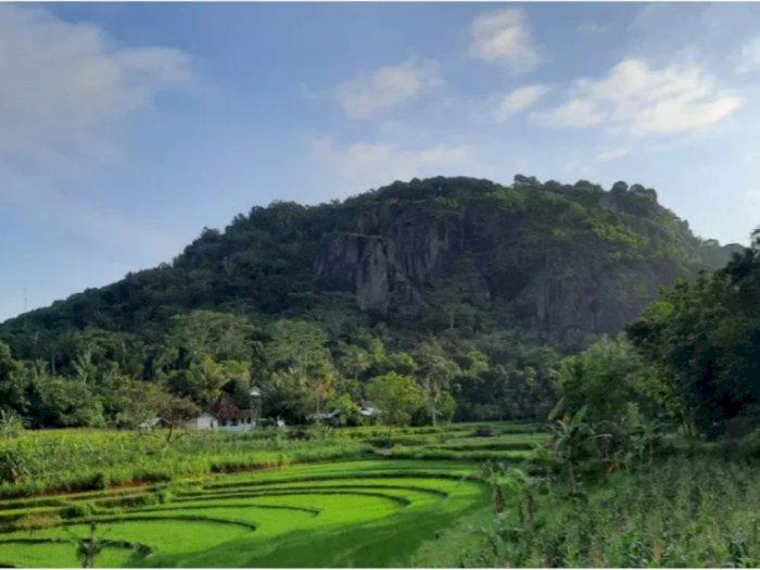 Objek Wisata Gunung Api Nglanggeran Yogyakarta Bakal Ditutup Saat Malam Tahun Baru 2021