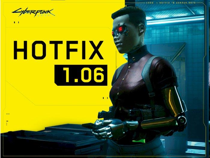 Update Terbaru dari Cyberpunk 2077 Perbaiki Masalah Save File PC yang Rusak