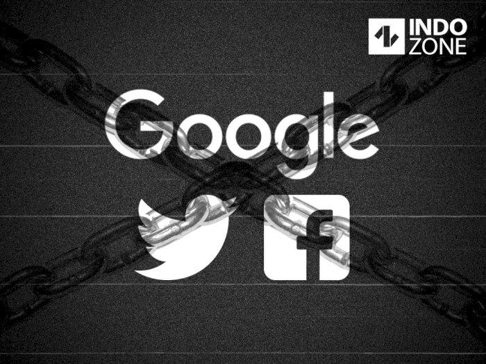 Rusia Berencana Blokir Facebook, Twitter, dan YouTube Perihal Penyensoran Konten