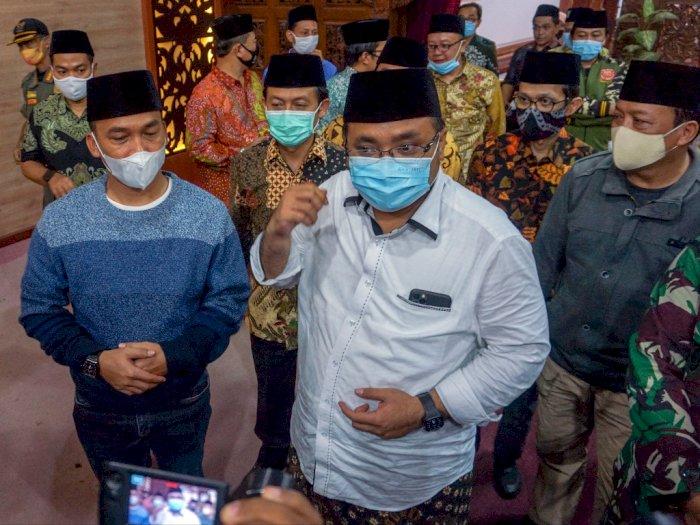 Menag: Semua Warga Sama di Hadapan Hukum Termasuk Ahmadiyah dan Syiah