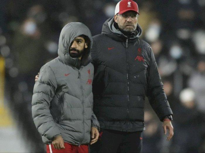 Klopp Tak Akan Halangi Salah Jika Ingin Pindah dari Liverpool