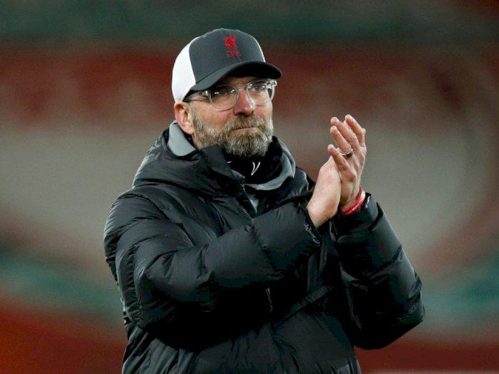 Klopp Akui West Brom Pantas Dapat 1 Poin Saat Hadapi Liverpool