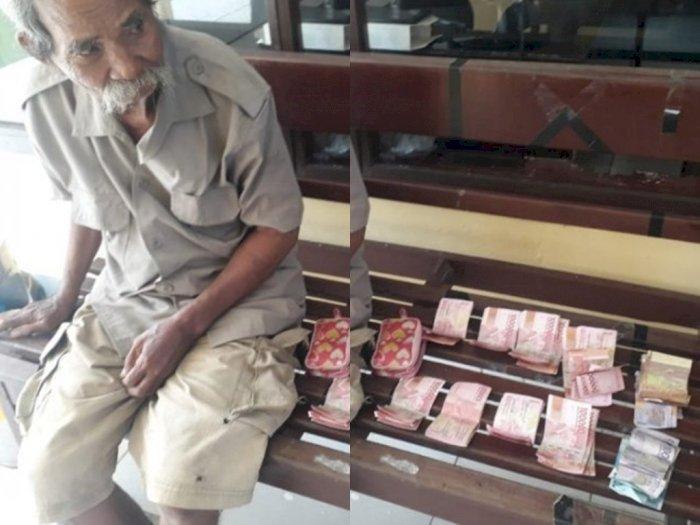 Pria Lansia Diduga Telah Pikun Terjatuh di Simalungun, Dia Bawa Uang Tunai Jutaan Rupiah