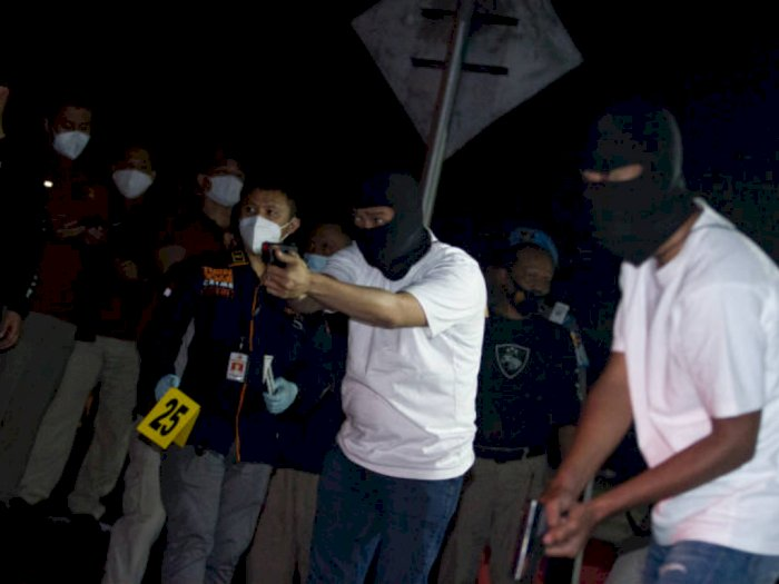 Komnas HAM Temukan Proyektil dan Selongsong di TKP Penembakan Laskar FPI