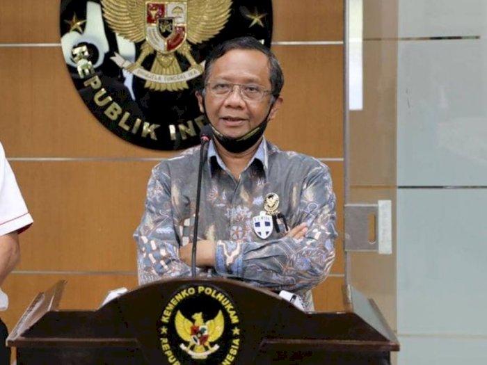 Mahfud MD Berencana Aktifkan Polisi Siber untuk Basmi Penyebar Hoaks