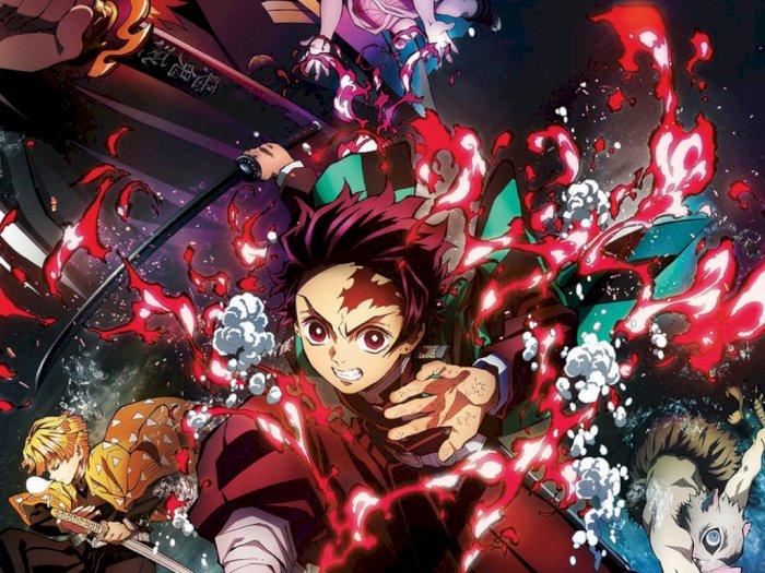 "Rekor Box Office Jepang Dipegang Film ""Demon Slayer: Mugen Train"""