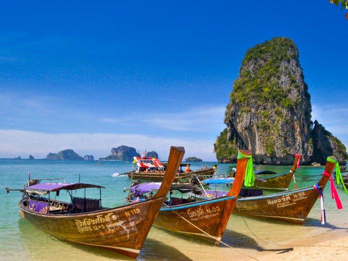 Dongkrak Pariwisata Lokal, Thailand Gandeng Aplikasi Kencan Hadirkan Wisata Khusus Lajang