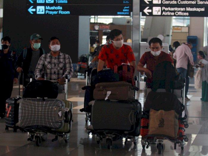 Pemerintah Larang Semua WNA Masuk ke Indonesia, Bagaimana Nasib WNI?