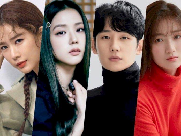 Drama Mendatang 'Snowdrop' Dibintangi Yoo In Na, Jisoo BLACKPINK dan Jung Hae In