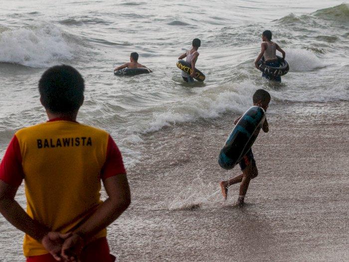 FOTO: Liburan Akhir Tahun di Pandeglang
