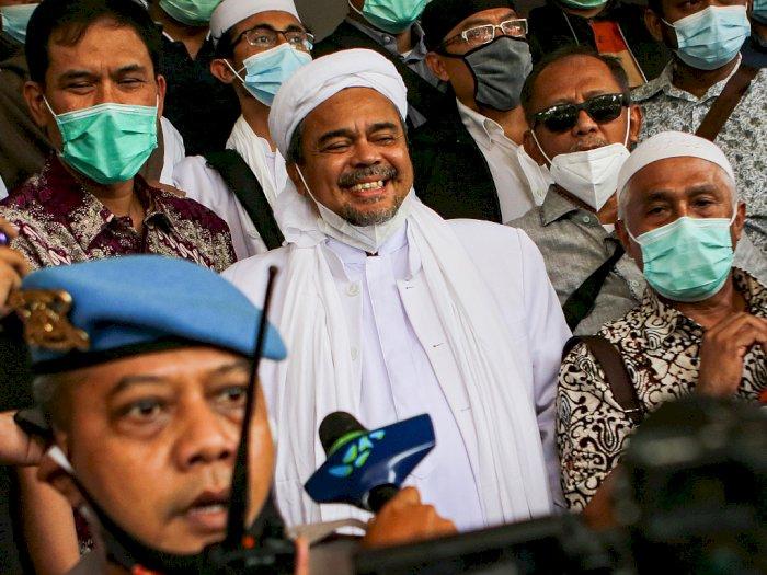 Habib Rizieq Bakal Diperiksa Terkait Kasus Kerumunan di Megamendung-Bogor