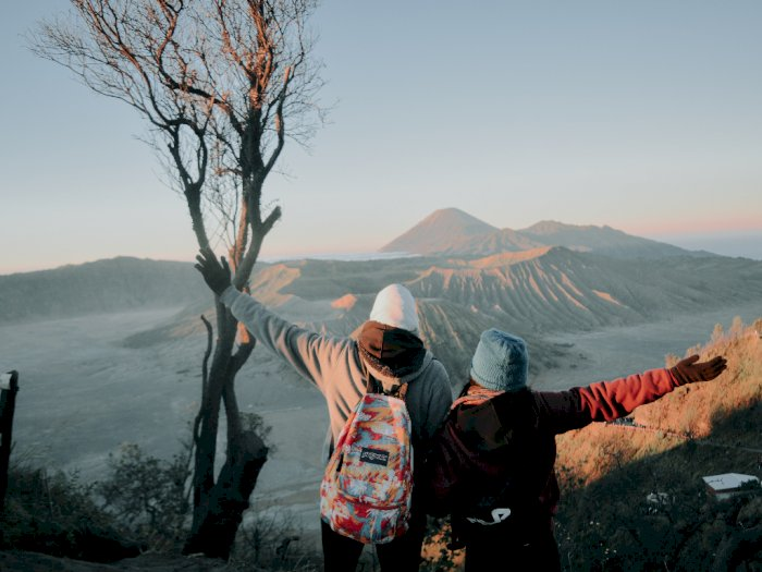 Libur Akhir Tahun, Kuota Wisatawan ke Kawasan Bromo Dibatasi Sementara Waktu