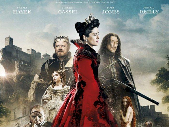Tiga Segmen Cerita Dongeng Kelam  dalam 'Tale of Tales (2015)'