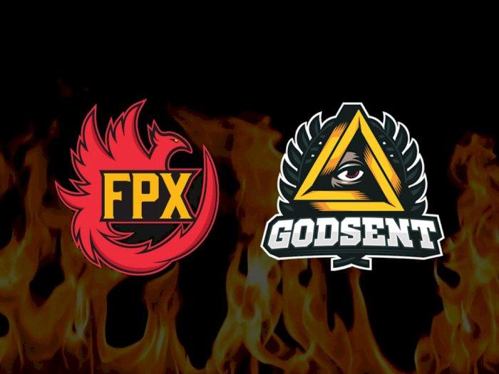 FunPlus Phoenix Konfirmasi Bakal Kembali ke CS:GO dengan Roster GODSENT