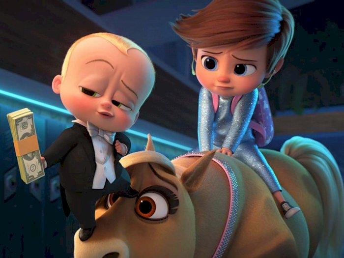 Universal dan DWA Tunda Rilis 'The Boss Baby: Family Business'