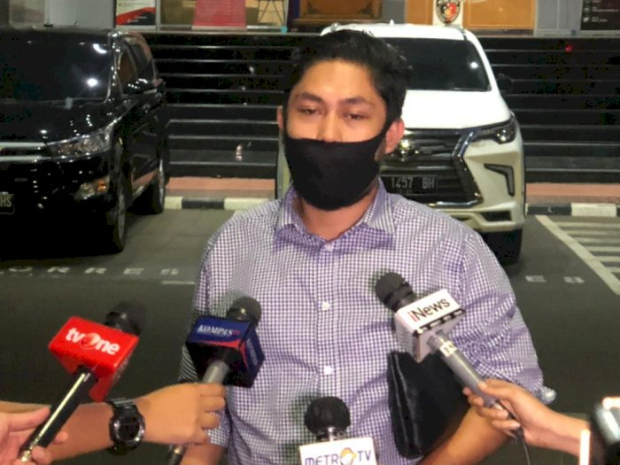 SP3 Kasus Chat Mesum Rizieq Shihab Ditarik, Pihak Pelapor Langsung ke Polda Metro