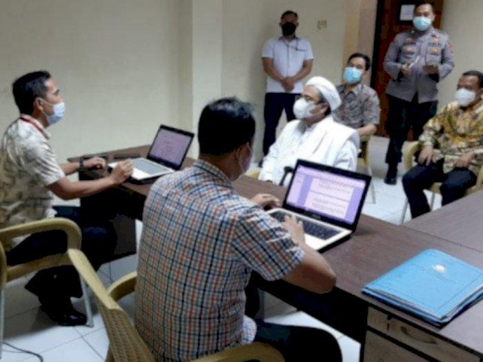 Kasus Penghalangan Tes Swab Habib Rizieq, Bareskrim segera Tentukan Tersangka