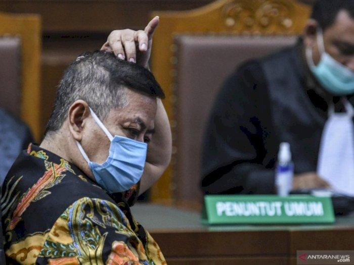 Buntut Kasus Surat Palsu Djoko Tjandra, Tersangka Tommy Sumardi Divonis 2 Tahun Penjara