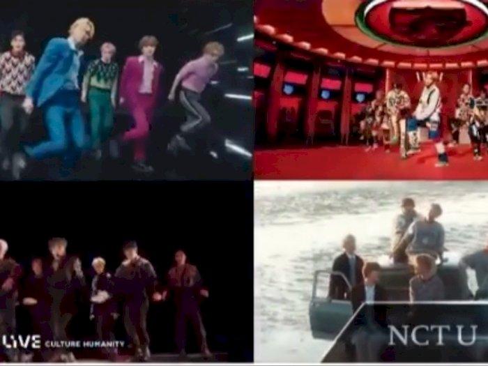 SM Entertainment Akan Buat Konser Daring Gratis Pada 1 Januari 2021