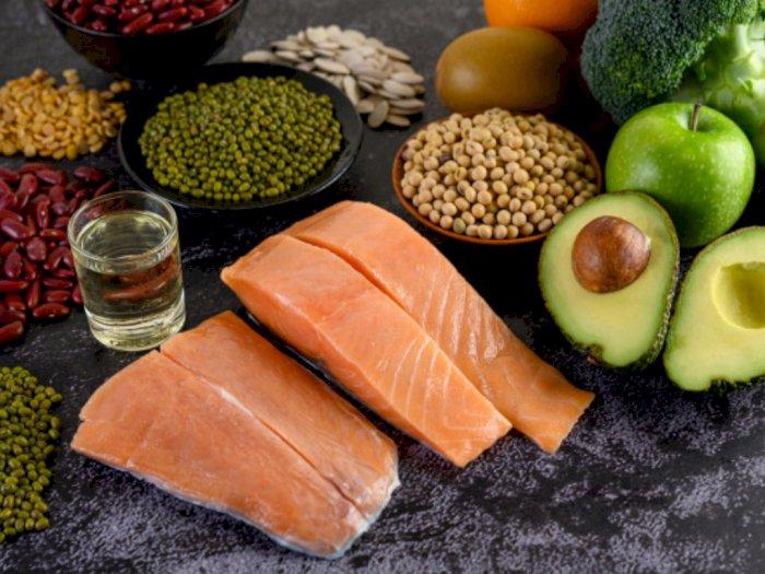 Ini Makanan yang Disarankan untuk Mengurangi Lemak Perut yang Berbahaya