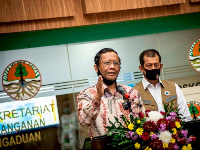 Mahfud MD Sebut Masalah Kepemilikan Lahan Ponpes FPI Harus Diselesaikan