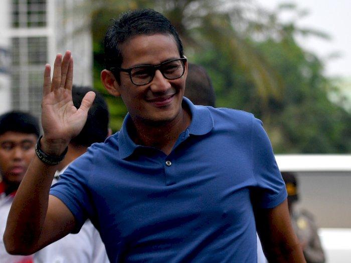 Menparekraf Sandiaga Uno: Kaum Mampu Harusnya Liburan di Indonesia Saja