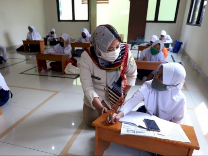 Sekolah Tatap Muka, Pemkab Langkat Menunggu Waktu Tepat Kembali Belajar di Sekolah