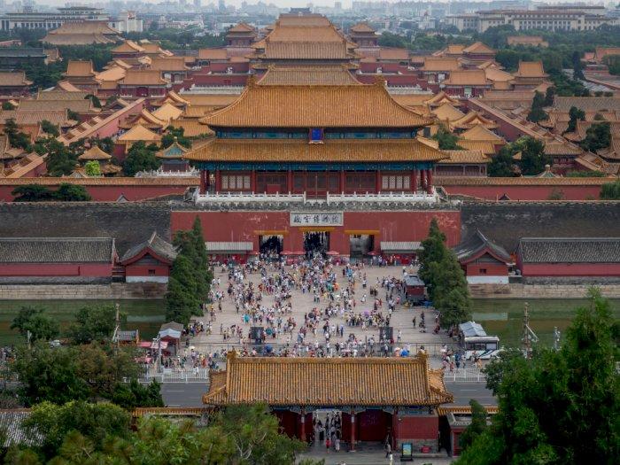 Kota Terlarang, Istana Tiongkok di Jantung Kota Beijing