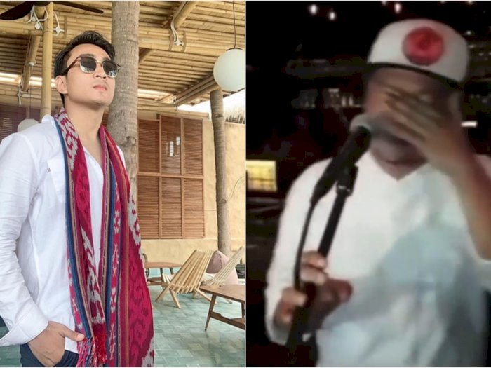 Gading Marten Nangis Nyanyi Lagu 'Pergilah Kasih', Lutfi Agizal: Misteri Terjawab di 2020