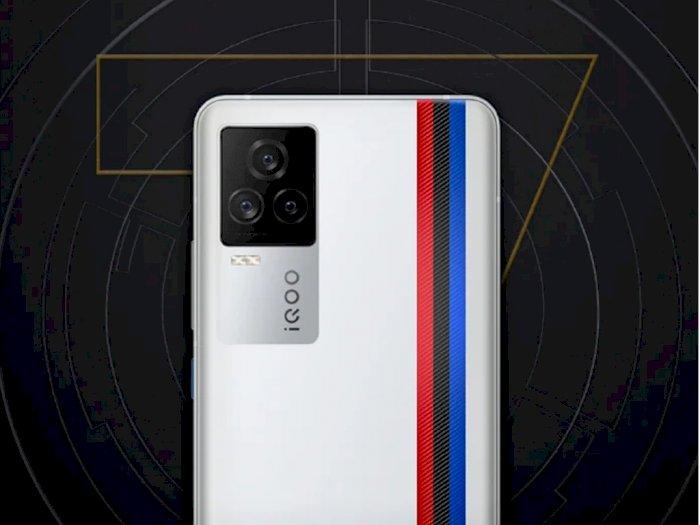 iQOO 7 Bakal Jadi Smartphone Kedua yang Gunakan Chipset Snapdragon 888