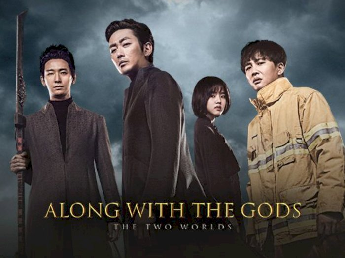 Sinopsis 'Along With the Gods: The Two Worlds' - Perjalanan Arwah Baik di Dunia Kematian