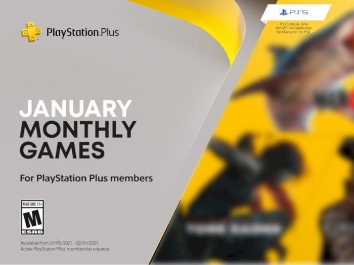 Berikut 3 Game yang Digratiskan Bagi Pelanggan PlayStation Plus di Januari 2021!